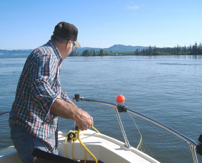 Lower columbia river sturgeon fishing for Lower salt river fishing