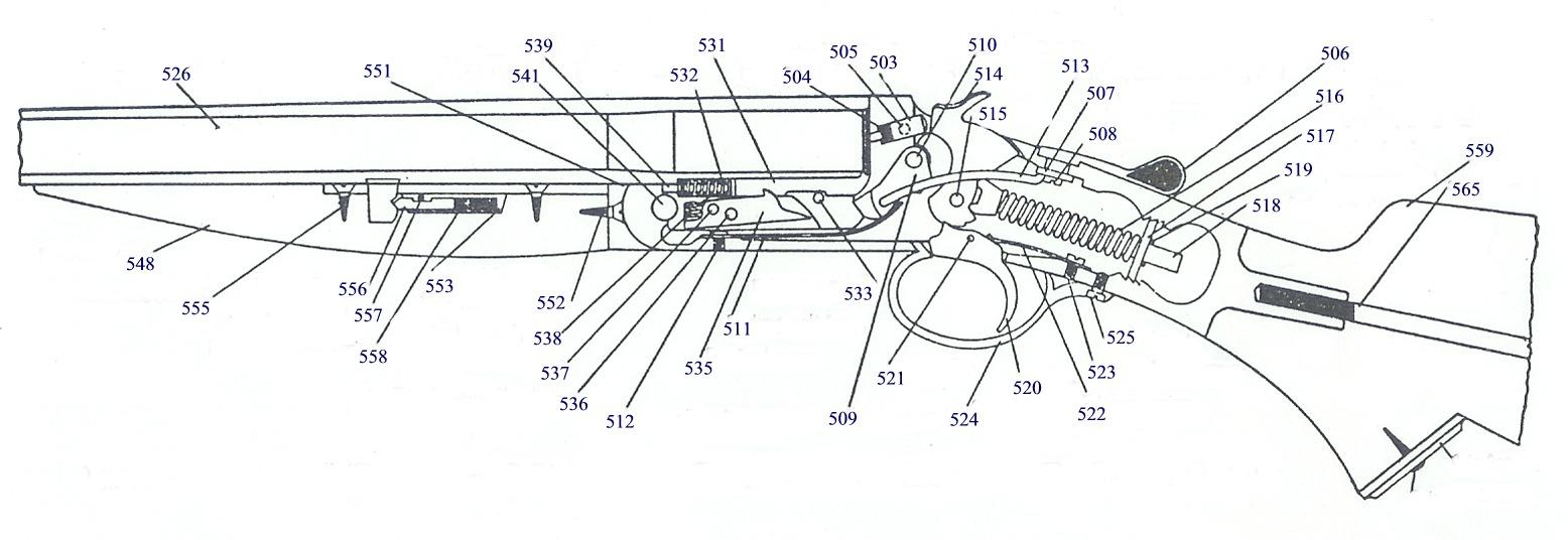 hercules shotgun schematic