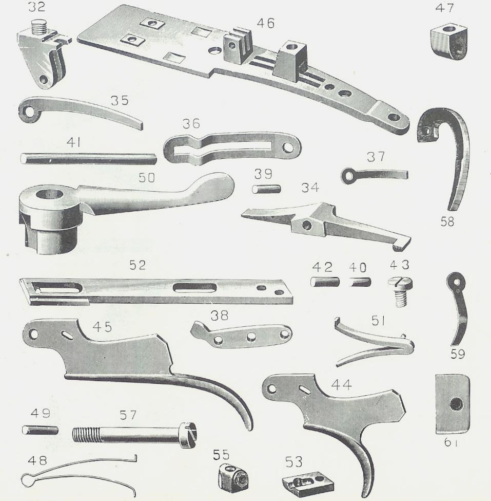 remington 1100 schematic  | leeroysramblings.com