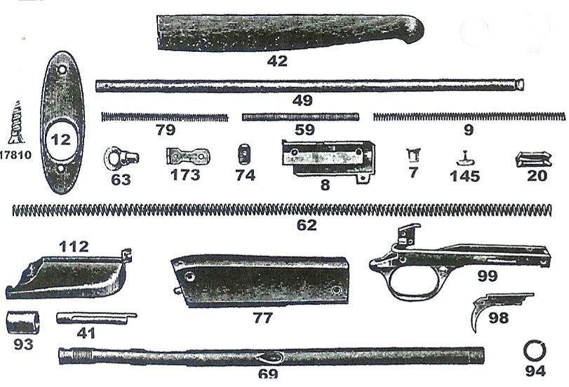 Remington 870 Parts Diagram Quotes