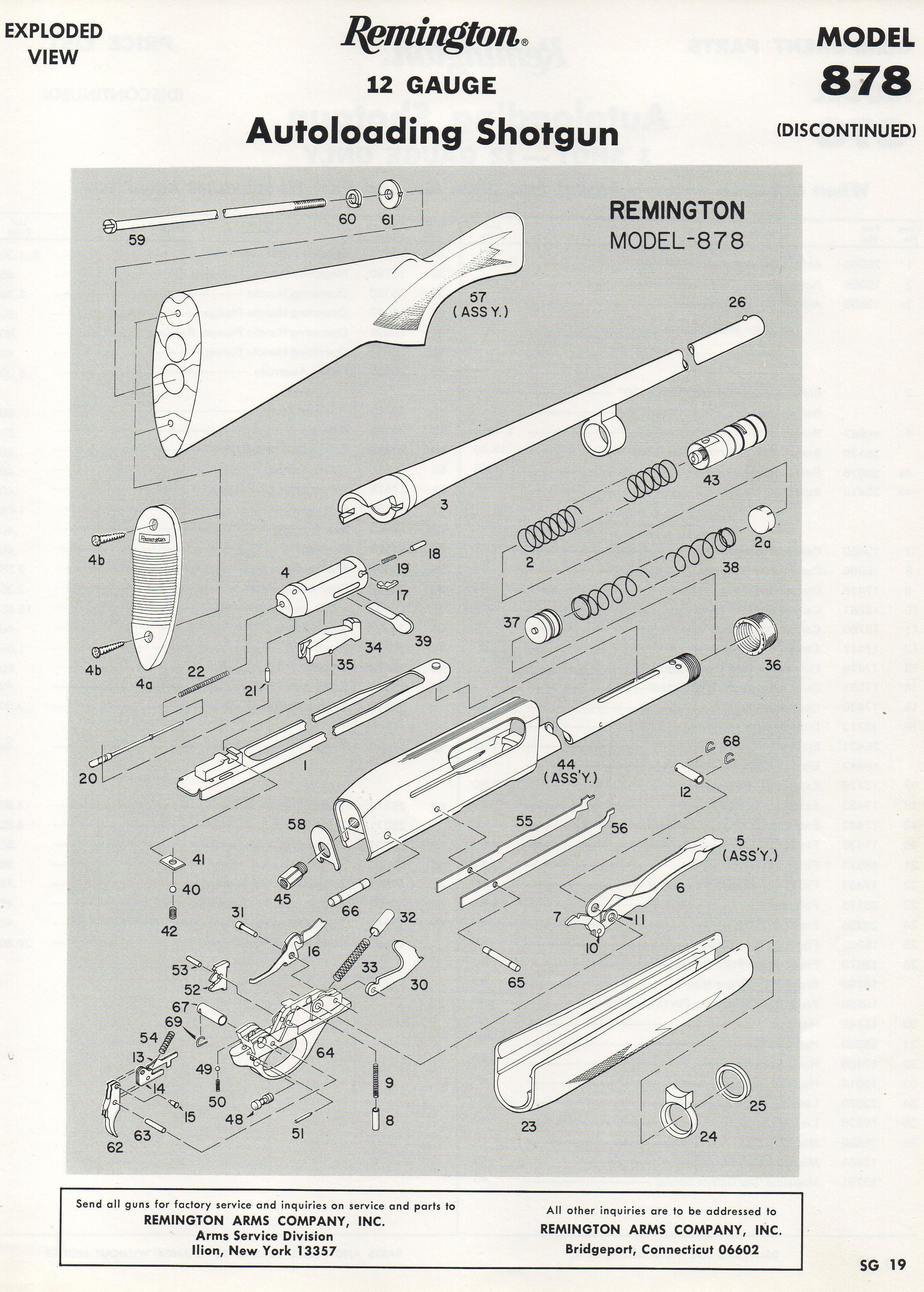 Remington 58    1100    11