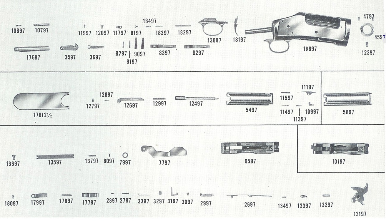 Winchester Schematic Wiring Diagram Libraries Model 60 Parts Together With Marlin 1894 97 Actual Loa