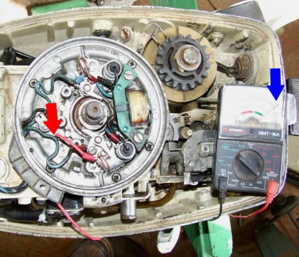 Johnson 115    Hp    Outboard Motor No Spark  impremedia