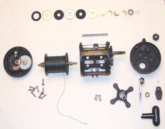 Shimano spinning reels parts diagram shimano calcutta 400 for Shimano fishing reel parts