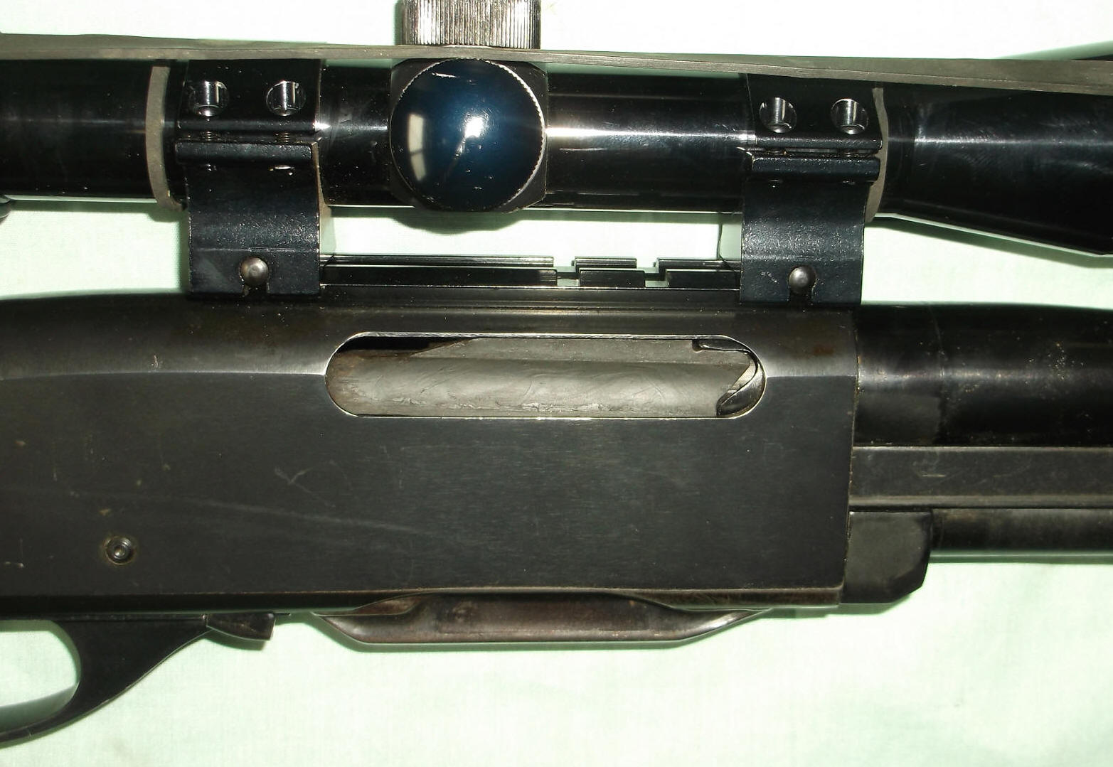 Remington 760 / 7600 Pump Rifle