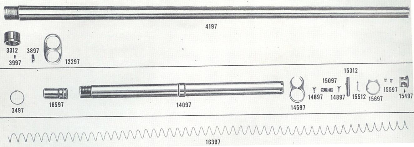 Winchester Model 97 Actual Loa