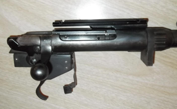 Gunsmithing the Savage Model 34