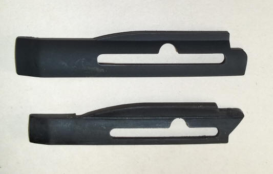 remington 740 742 7400 semi aut remington 7400 ejection port cover on top 742 on the bottom