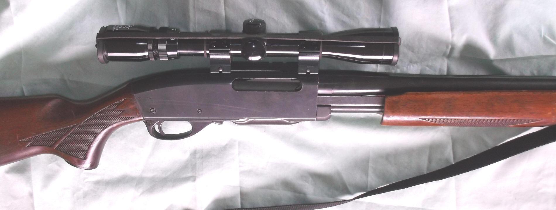 remington 742 plastic ejection door how to change