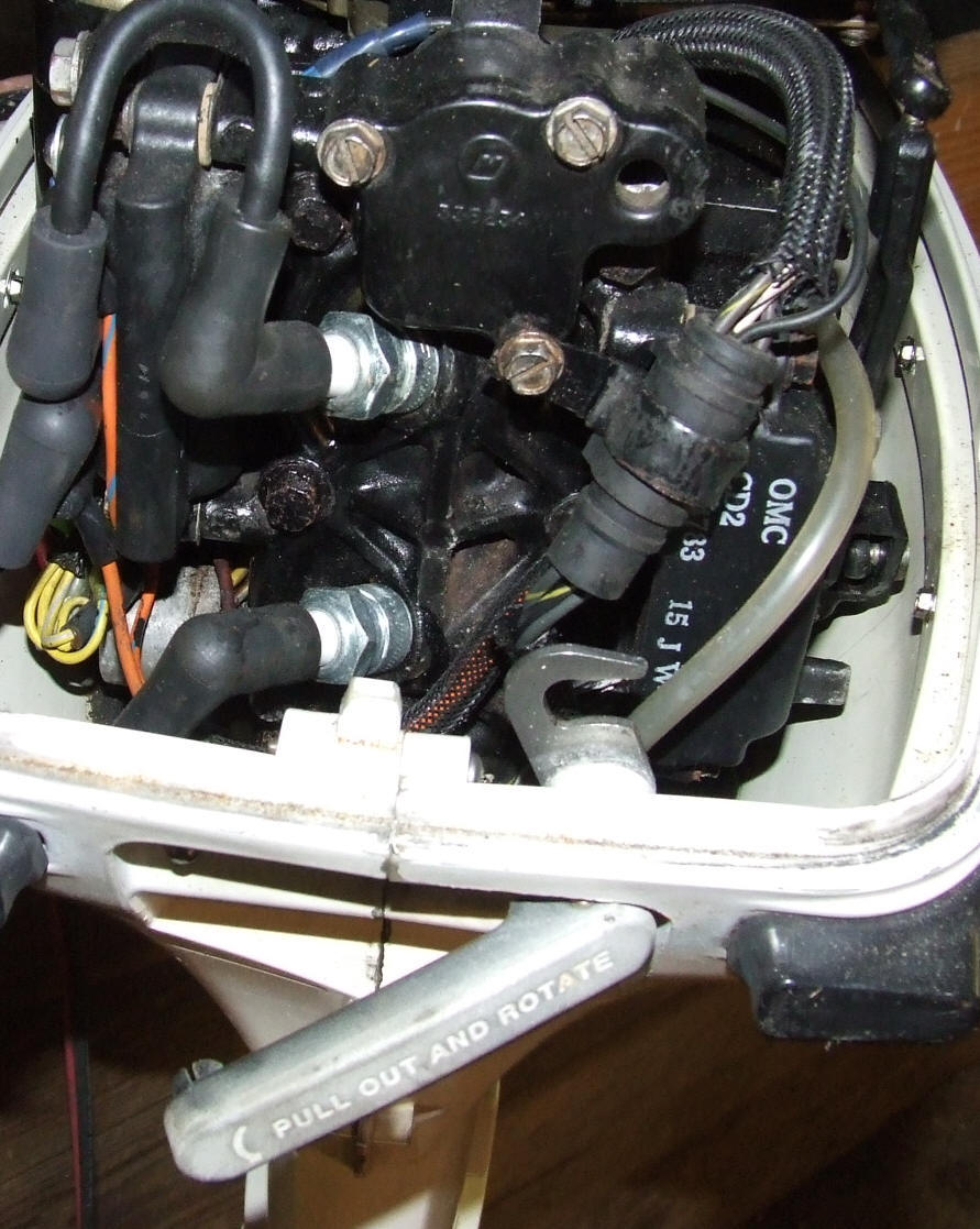 1997 cowling rear latch ...