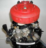 Mercury 4 5 repairs