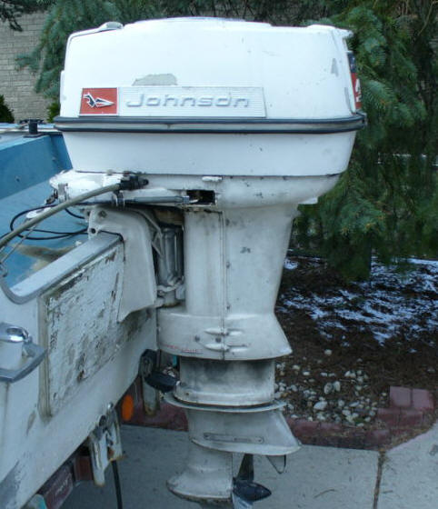 Maintaining johnson evinrude 35 for 10 hp outboard jet motor
