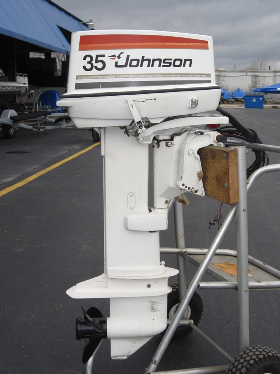 Maintaining johnson evinrude 35 for Johnson evinrude outboard motors for sale