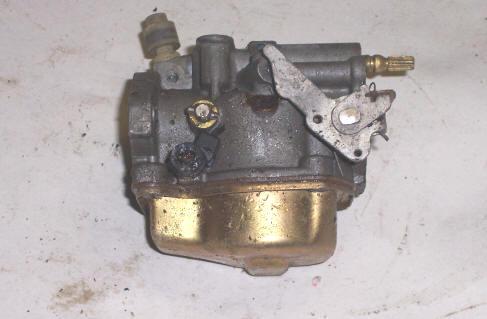 Outboard Motor Carburetor Repai