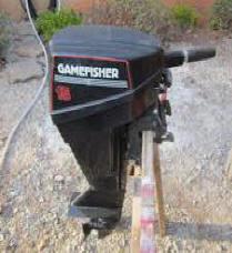 chrysler outboard motor paint