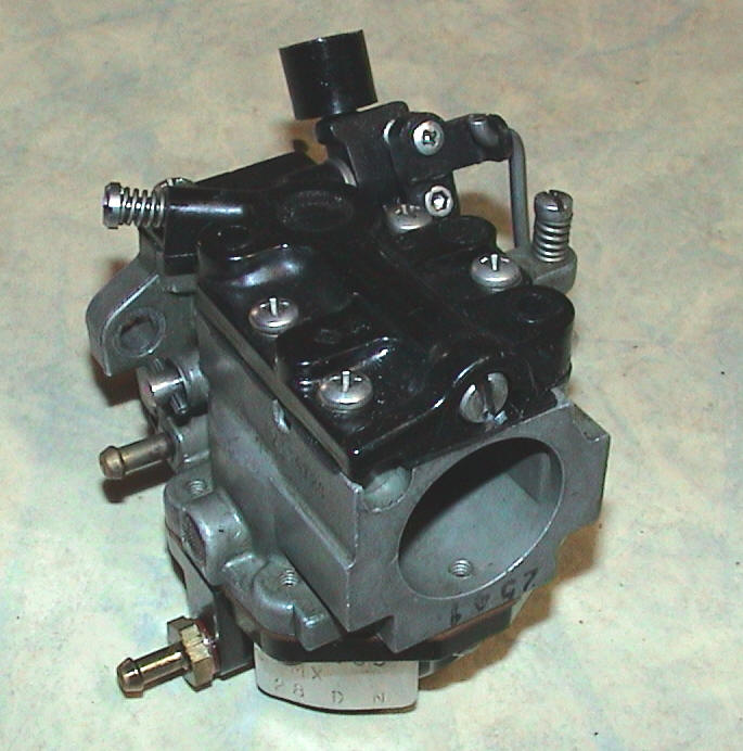 here is a 1989 8hp carburetor