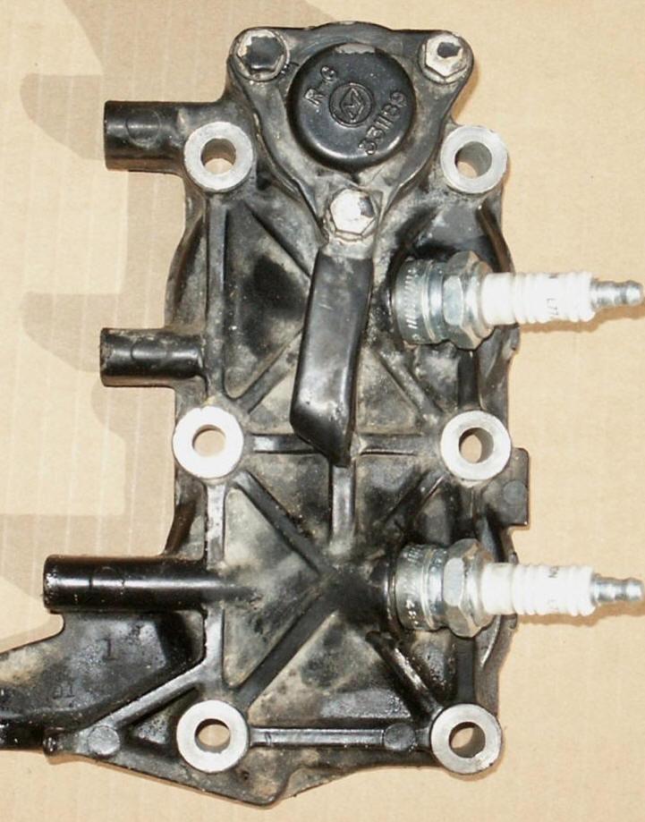 Maintaining Johnson 9 9 Powerhead/Gearcase