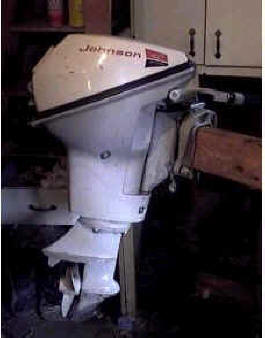 Maintaining Johnson/Evinrude 9 9 part 1